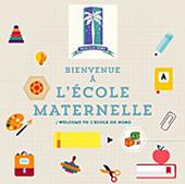 brochure maternelle ile Maurice