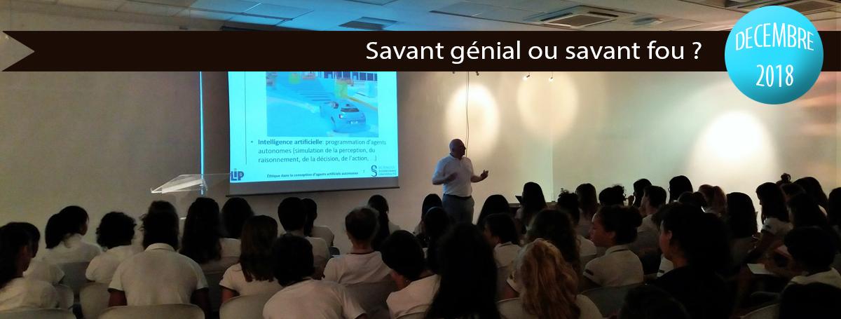 diaporama-actu-2018-2019-Savant génial ou savant fou