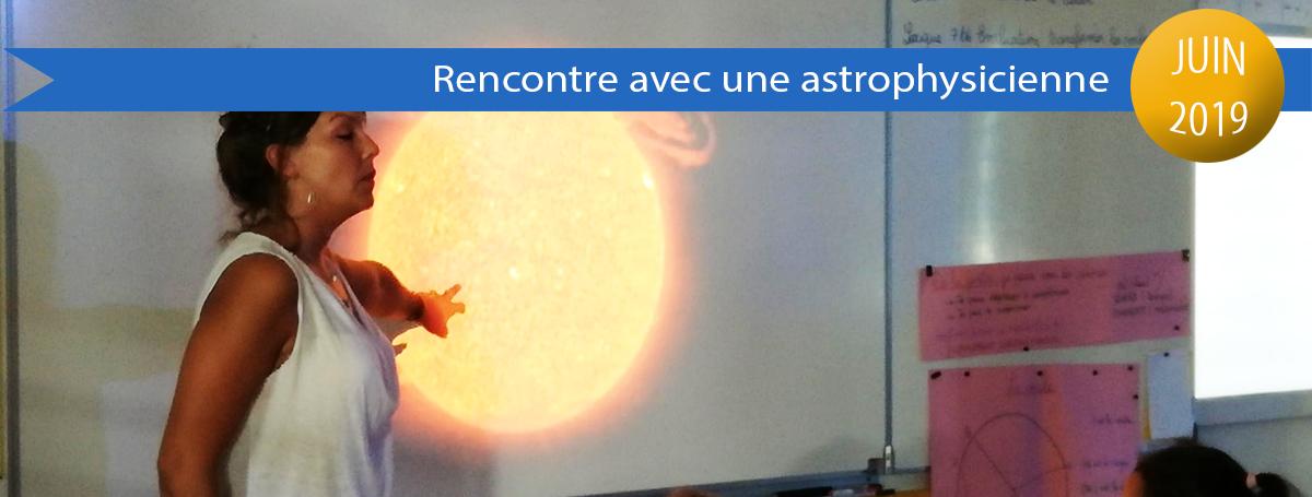 2019-Rencontre avec une astrophysicienne