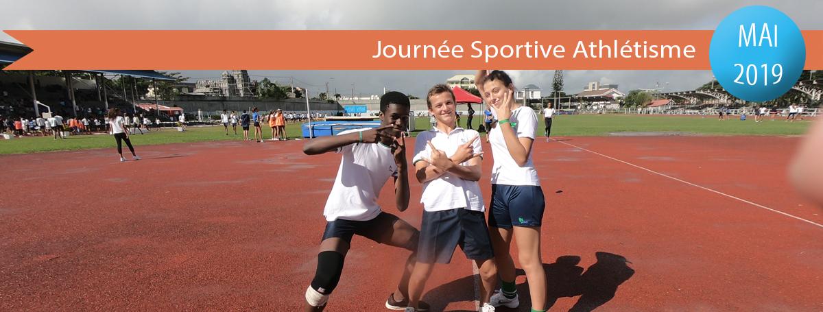 Journée Sportive AthlEtisme 2019