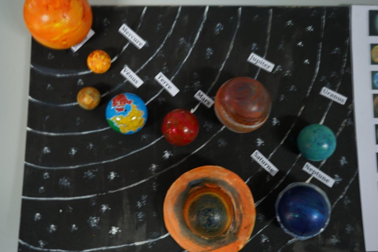 2019-exposition La representation de la Terre vue par les enfants (13)