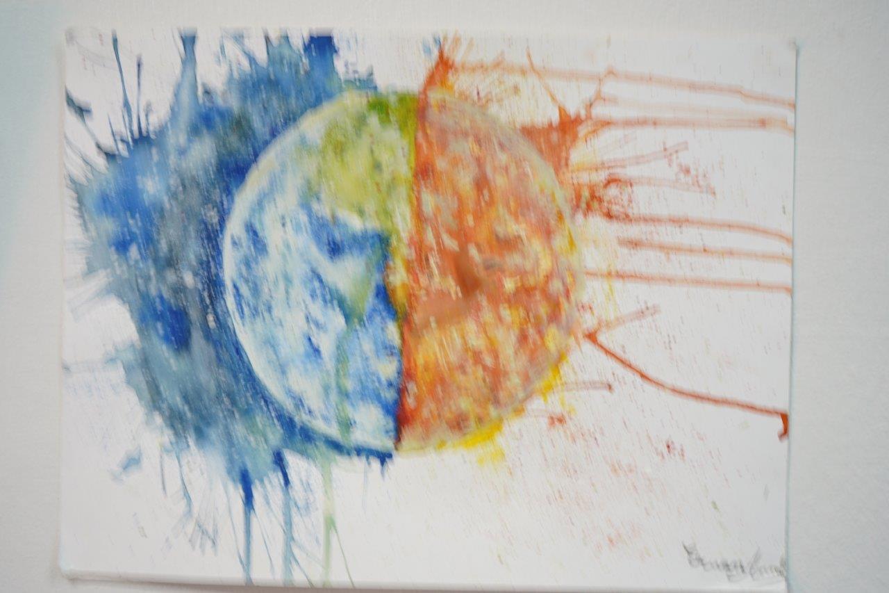 2019-exposition La representation de la Terre vue par les enfants (18)