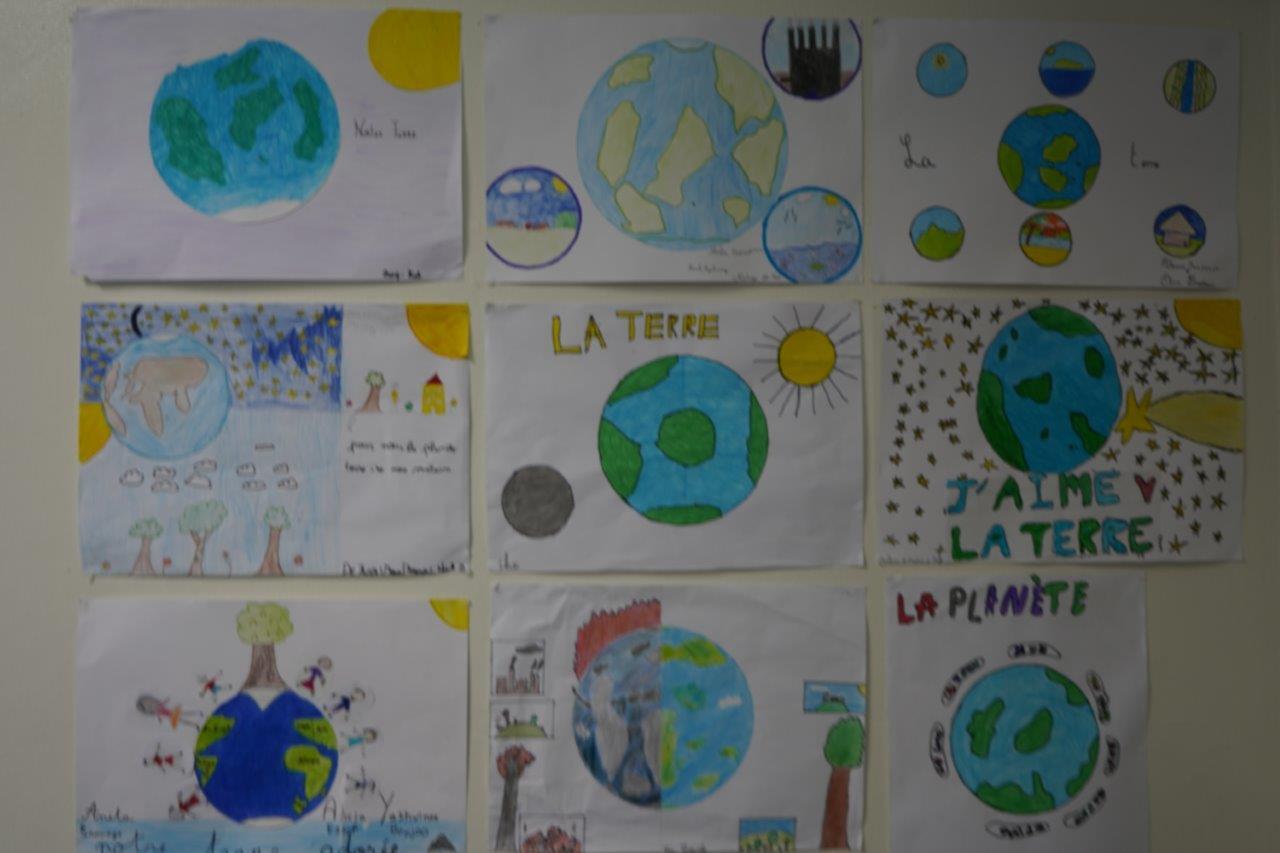 2019-exposition La representation de la Terre vue par les enfants (37)