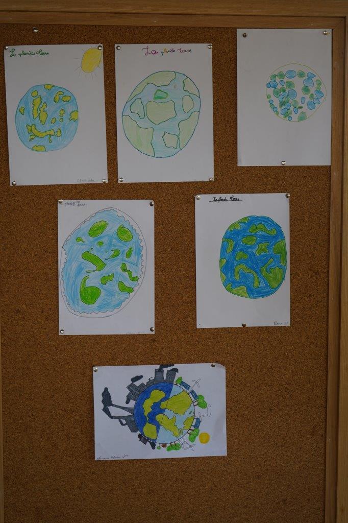 2019-exposition La representation de la Terre vue par les enfants (4)