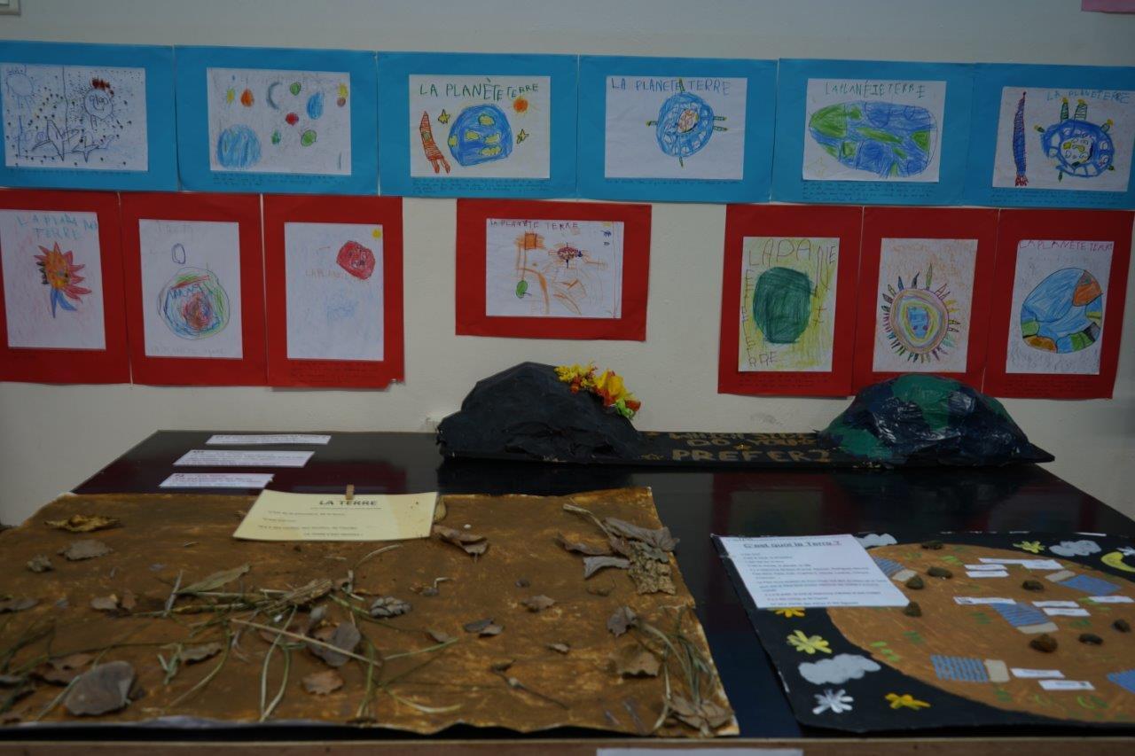 2019-exposition La representation de la Terre vue par les enfants (40)