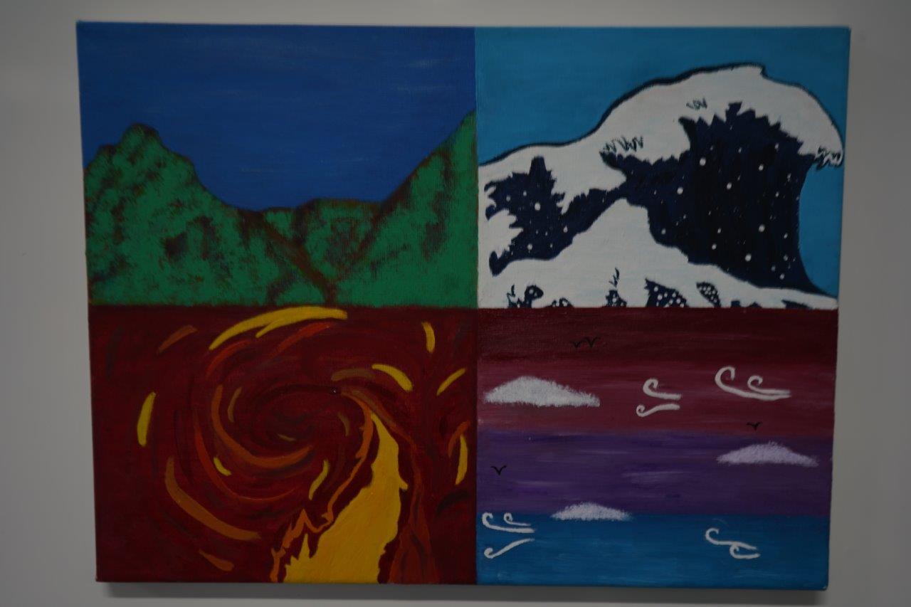 2019-exposition La representation de la Terre vue par les enfants (41)