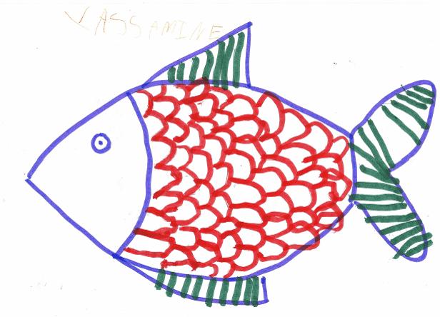 poissons Yassamine